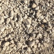 """3"""" Minus Concrete"""