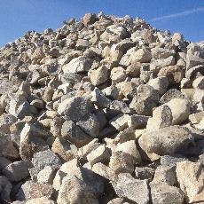 Rip Rap or Landscape Rock