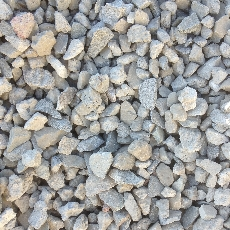 "2"" Clear Crushed Concrete"